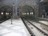 Rehabilitation Rossio Rail Tunnel
